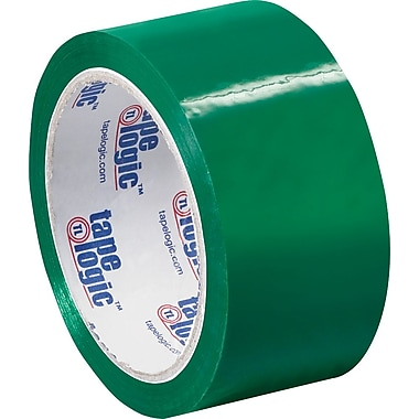 2in. x 55 yds. Green Tape Logic™ Carton Sealing Tape