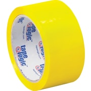 "2"" x 55 yds. Yellow Tape Logic™ Carton Sealing Tape, 36/Case"