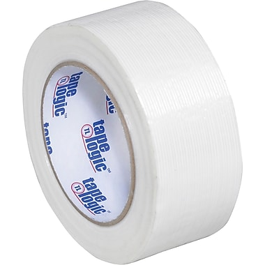 2in. x 60 yds. (12 Pack) Tape Logic™ #1300 Filament Tape