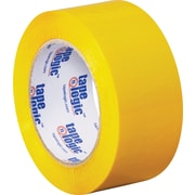 2 x 110 yds. Yellow Tape Logic™ Carton Sealing Tape, 36/Case