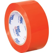 2 x 110 yds. Orange Tape Logic™ Carton Sealing Tape, 36/Case