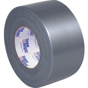 "Tape Logic Economy Cloth Duct Tape, Silver, 3"" x 60 Yards, 2/Pack"