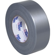"Tape Logic Industrial Cloth Duct Tape, Silver, 2"" x 60 Yards, 3/Pack"