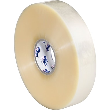 2in. x 1000 yds.Clear Tape Logic™ #700 Hot Melt Tape, 6/Pack