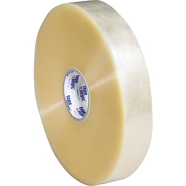 2in. x 1000 yds. Clear Tape Logic™ #900 Hot Melt Tape, 6/Pack