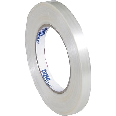 1/2in. x 60 yds. (12 pack) Tape Logic™ #1550 Filament Tape, 12/Case