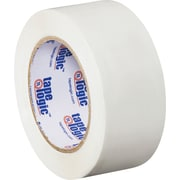 Tape Logic Colored Carton Sealing Tape, White, 2 x 110 yds. 36/Case