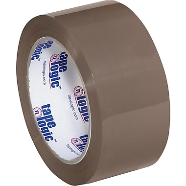 2in. x 110 yds. Tan Tape Logic™ #600 Hot Melt Tape, 36/Case