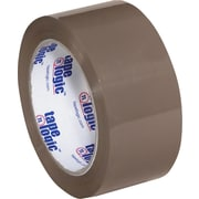 "Tape Logic® #600 Hot Melt Tape, 2"" x 110 yds., Tan, 36/Case"