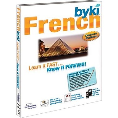 Byki Deluxe V4 French for Windows (1 User) [Download]