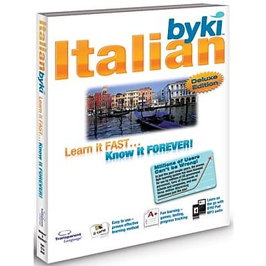 Byki Deluxe V4 Italian for Windows (1 User) [Download]