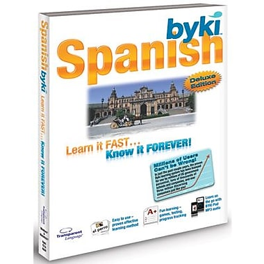 Byki Deluxe V4 Spanish for Windows (1 User) [Download]