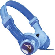 JLab JBuddies Over-Ear Kids Headphones, Blue