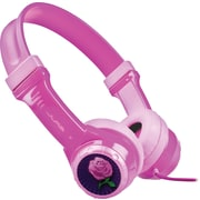 JLab JBuddies Over-Ear Kids Headphones, Pink