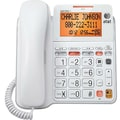 AT&T CL4940 Corded Answering System With Backlit Display