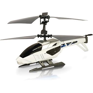 Silverlit Blu Tech Helicopter, White