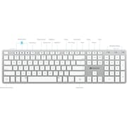 Kanex Multi-Sync Keyboard, White