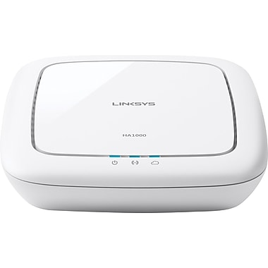 Staples Connect Hub, powered by Linksys