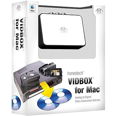 Honestech Vidbox for MAC, Bilingual