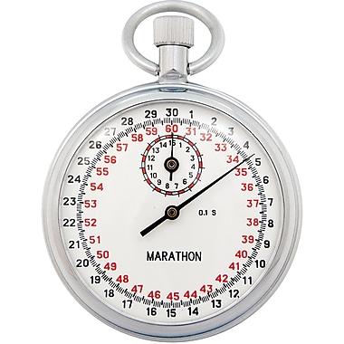 Marathon Single Action Mechanical Stopwatch, 1/10 Second (ST211005)