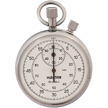 Marathon Mechanical Stopwatch, Interruption Type
