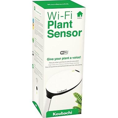 Koubachi Wi-Fi Plant Sensor Outdoor, White