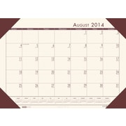 House of Doolittle® Academic Desk Pad Calendar;  Compact, 18-1/2 x 13, 2014-2015