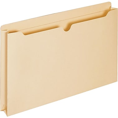 Staples® File Jacket with 2