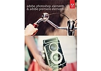 Adobe Photoshop & Premiere Elements 12 [Download