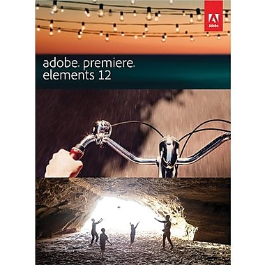 Adobe Premiere Elements 12 for Windows/Mac (1 User) [Download]