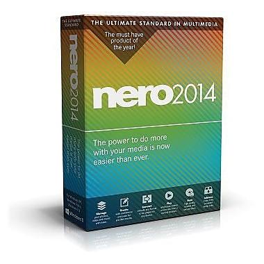 Nero 2014 for Windows (1 User) [Download]