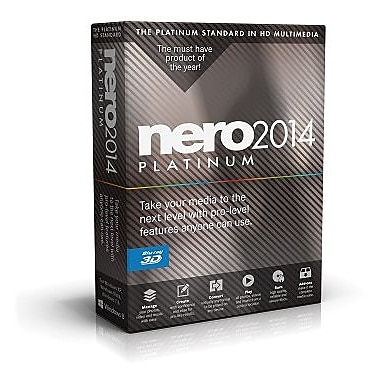 Nero 2014 Platinum for Windows (1 User) [Download]