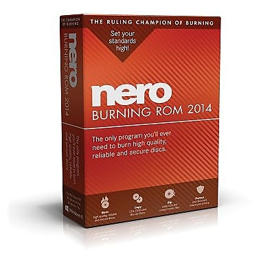 Nero Burning ROM 2014 for Windows (1 User) [Download]
