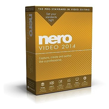 Nero Video 2014 for Windows (1 User) [Download]