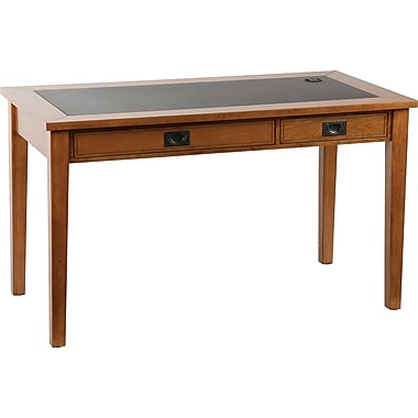 Z-Line Designs Easton Desk, Walnut