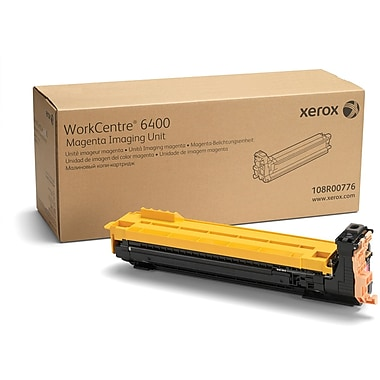 Xerox® Workcentre 6400 Magenta Drum Cartridge (108R00776)