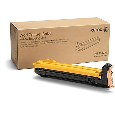 Xerox® Workcentre 6400 Yellow Drum Cartridge (108R00777)