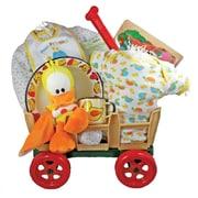 Dolce & Gourmando Big Wagon Baby Basket