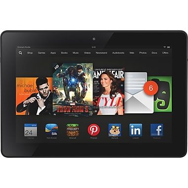 Kindle Fire HDX 8.9in. 32GB Tablet, Wifi (New)