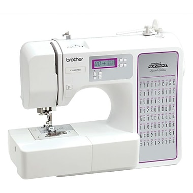 Brother Computerized Sewing Machine, Model CS-8800PRW