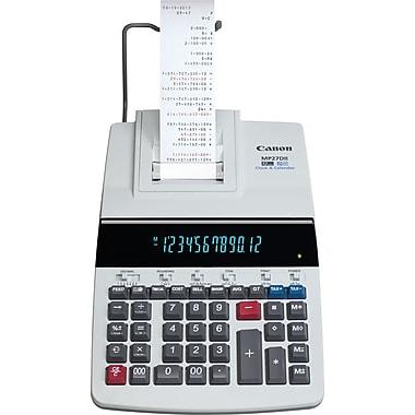 Canon MP27DII 12 Digit Printing Calculator