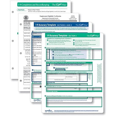 ComplyRight Form I-9 Template