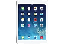 Apple iPad Air with Retina display with WiFi 16GB, Silver