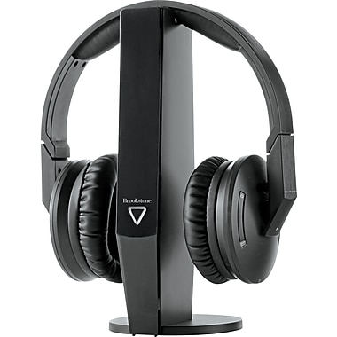 Brookstone 2.4GHz Wireless TV Headphones