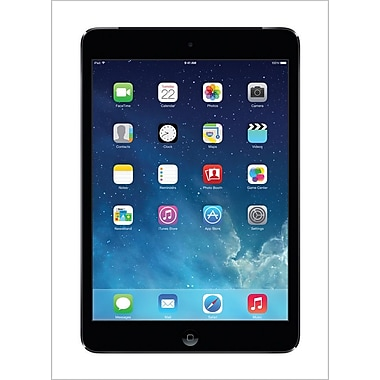 Apple iPad mini with Retina display with WiFI + Cellular (AT&T) 16GB, Space Gray