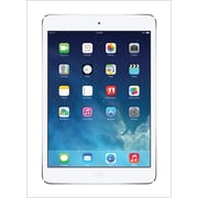 "Apple iPad mini with Retina 7.9"", A7 Chip, Wi-Fi + Cellular, Silver"
