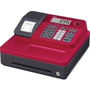 Casio SG-1 Series Cash Register-Red