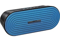 HMDX Audio Rave™ Rechargeable Bluetooth® Speaker, Blue/Black