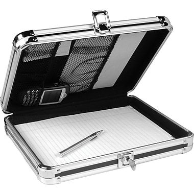 Vaultz® Locking Storage Clipboard 8.5