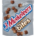 3 Musketeers Unwrapped Bites, 6 oz. Bag, 8/CT